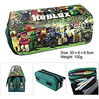 Personalised Any Name Roblox Pencil Case Make Up Bag School Kids