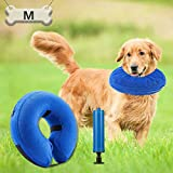 Best Dog Cones - Inflatable Cone (Recovery) Collar for Dogs and Cats Review