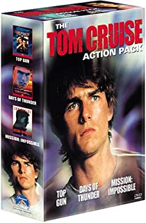 Tom Cruise - Action Pack