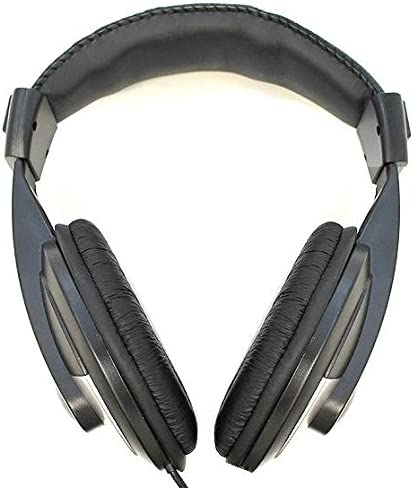 new arrival HP Big Size discount Stereo Headphones 6' Cable with Volume online sale Control Large sale