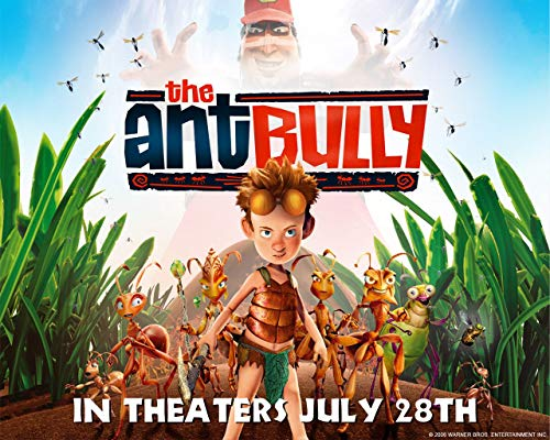 N / A The Ant Bully (75cm x 60cm) Silk Poster (L2KD-EE37)