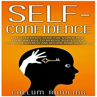 Self-Confidence audiobook cover art