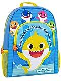 Pinkfong Enfants Sac à Dos Baby Shark Bleu Taille unique