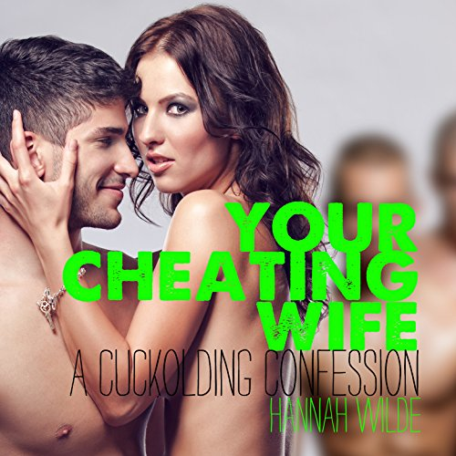 Your Cheating Wife audiobook cover art