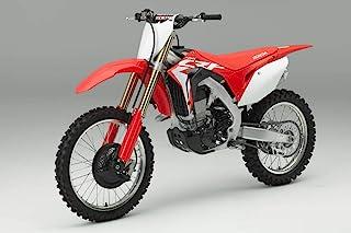 New-Ray Toys 1:6 Scale Dirt Bike Die-Cast Replica Honda CRF450R 2017 49583