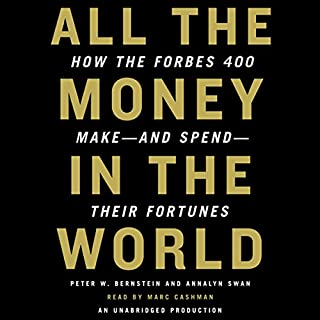 All the Money in the World audiobook cover art