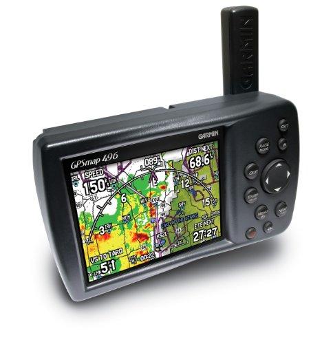 Garmin GPSMAP 496 Aviation GPS Receiver