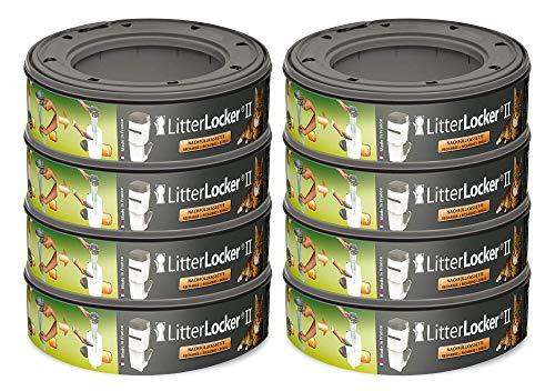 Litter Locker 2 paquetes de 8 cartuchos de recambio