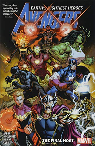 Avengers by Jason Aaron Vol. 1: The Final Host (Avengers by...