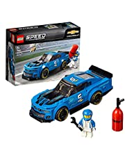 Lego Speed Champions Chevrolet Camaro Race Car, Multi-Colour, 75891