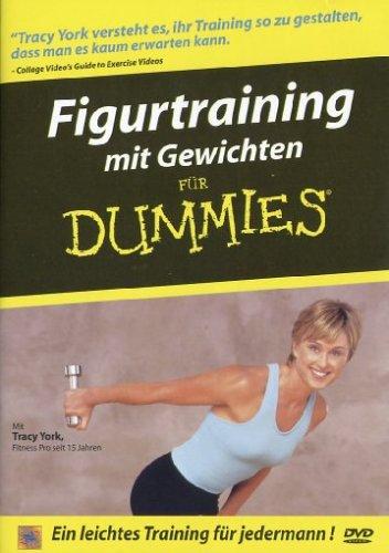 Figurtraining mit Gewichten für Dummies [Alemania] [DVD]