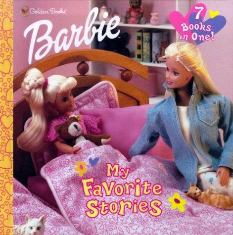 Barbie: My Favorite Stories : 7 Books in 1