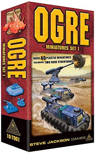 Steve Jackson Games Ogre Miniatures Set 1 Board Games