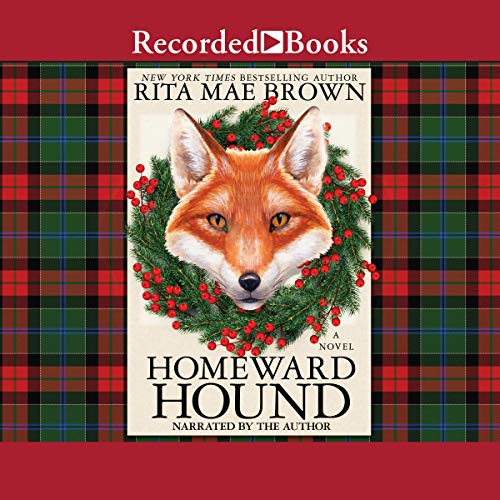 Homeward Hound audiobook cover art