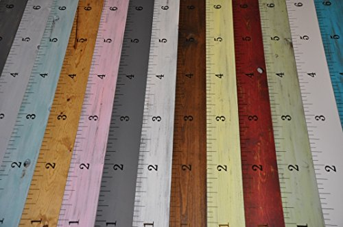8000 Sold! **20+ Styles** Wooden Growth Charts Life-size growth chart rulers for measuring kids' height!