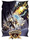 Dungeon 6. Il gioco fantasy di avventure e labirinti procedurali