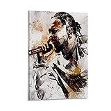 HULANG Kendrick Lamar Rapper Leinwand Kunst Poster und