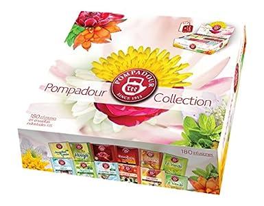 Pompadour Collection - Pack de 180 bolsas