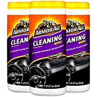 3-Pack Armor All Multipurpose Cleaning Wipes