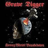 Grave Digger: Heavy Metal Breakdown (Audio CD)