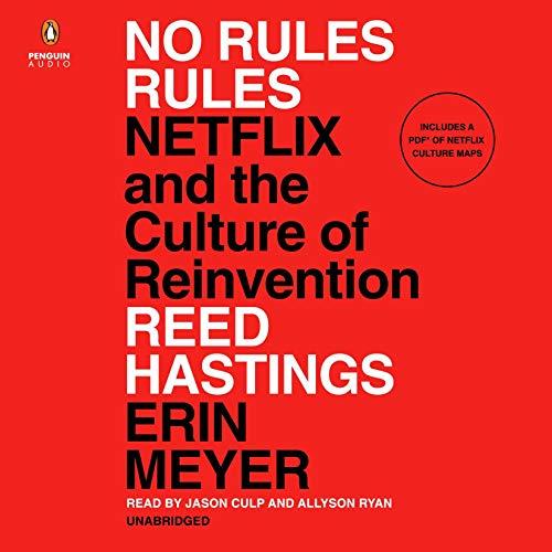 Page de couverture de No Rules Rules