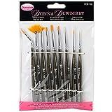Chartpak Donna Dewberry Mini Brush Set-9/Pkg