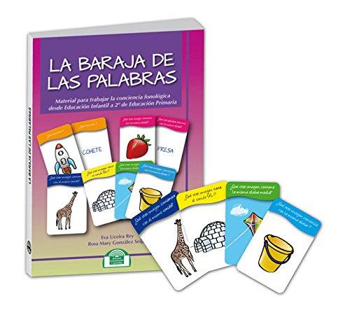 Baraja De Las Palabras. Material para Tr: 1 (Lenguaje, Comunicación y Logopedia)