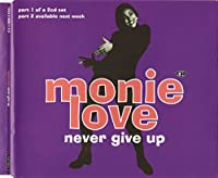 Never give up [Single-CD]