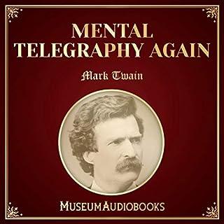 Mental Telegraphy Again cover art