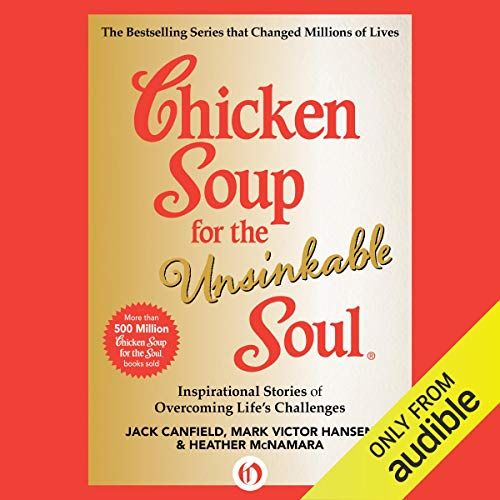 『Chicken Soup for the Unsinkable Soul』のカバーアート