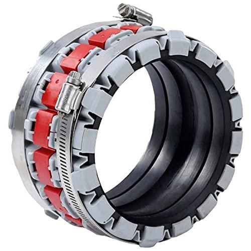 75-110 mm universell koppling koppling avloppsrör olika storlekar typer material