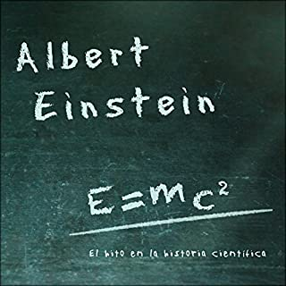 Albert Einstein [Spanish Edition] audiobook cover art