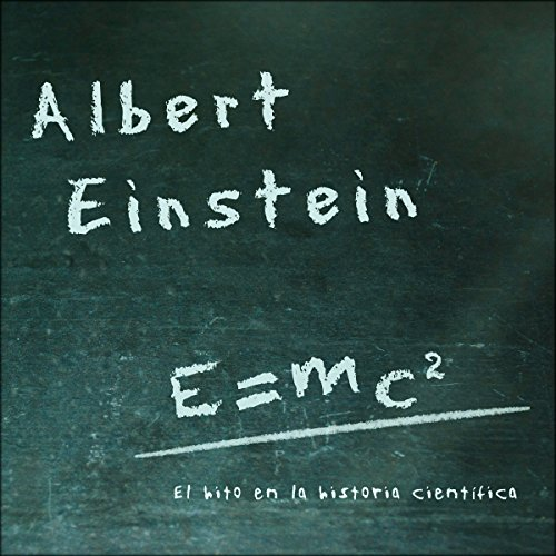 Albert Einstein [Spanish Edition] cover art