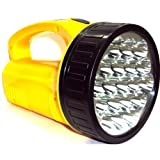 takestop® Lampada 19 LED Torcia Ricaricabile Multiuso Portatile Emergenza Campeggio