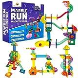 Desire Deluxe Kit Bloques de Construcción Magnéticos para Niños y Niñas de 3 4 5 6 y 7 Años Correr Bola - Juguete Educativo con Figuras Geométricas para Desarrollar la Creatividad de Sus Pequeños