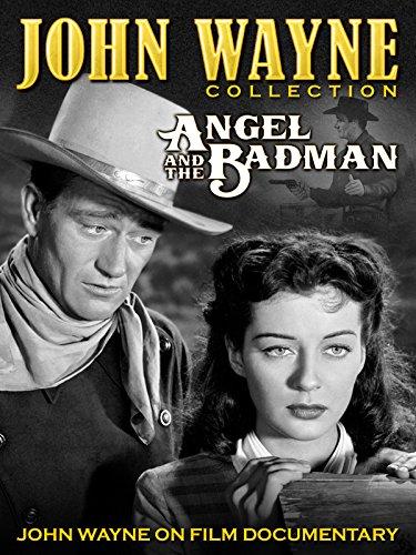John Wayne Collection - Angel and the Badman / John Wayne on Film Documentary [OV]