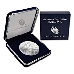 Silver Eagle Brilliant Uncirculated Silver $1 0.999