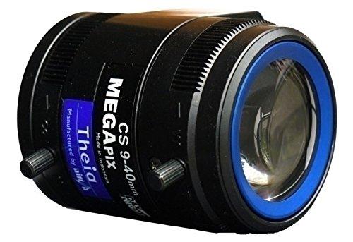 SL940P, F1,5/9-40mm Megapixel Objektiv, Tag/Nacht, 1/3