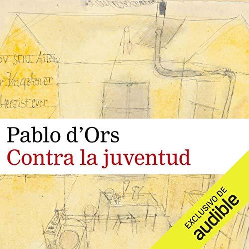 Diseño de la portada del título Contra la Juventud