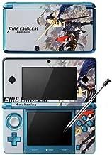 Fire Emblem Awakening Game Skin for Nintendo 3DS Console