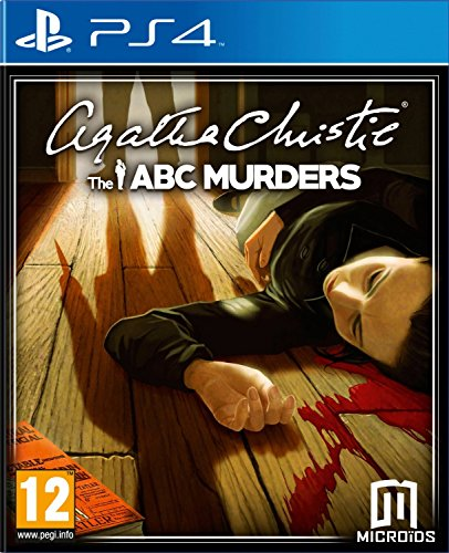 Agatha Christie: The ABC Murders (PS4) UK IMPORT
