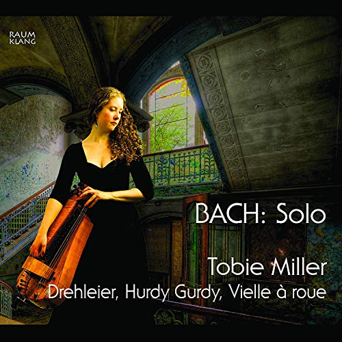 Bach: Solowerke auf der Drehleier