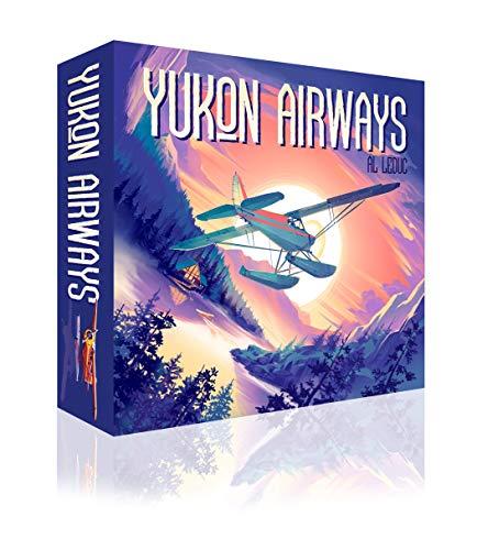 Ludonova- Yukon Airways - Español, Color (LDNV300001) , color/modelo surtido