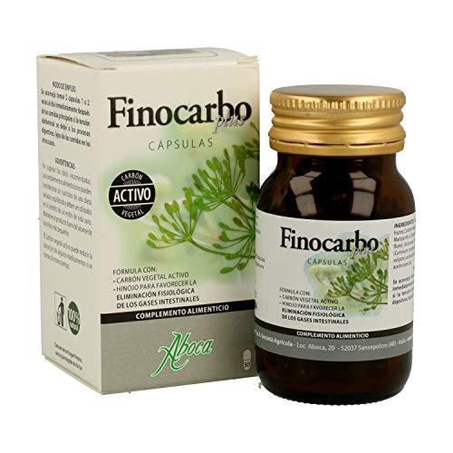 ABOCA ESPAÑA S.A. Finocarbo Plus, 50 Capsulas