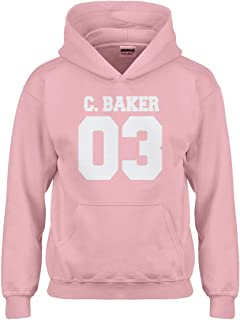 maverick pink hoodie