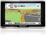 Becker 200023 - TRANSIT 5 Navigatore GPS (Display da 12,7 cm (5 pollici), 47 paesi in Europa preinstallati, aggiornamenti delle mappe per tutta la vita)