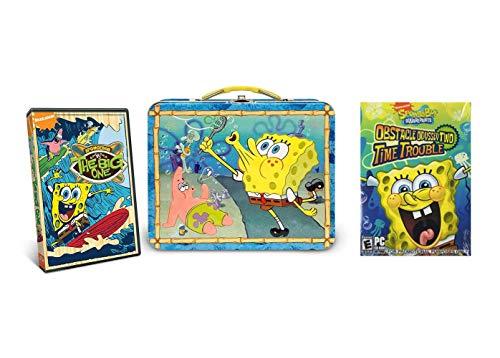 EXCLUSIVE SPONGEBOB 2-PACK-DVD AND MOBILE DEVICE WALLPAPER-BONUS SPONGEBOB PC GAME