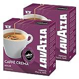 Lavazza A Modo Mio Caffè Crema Dolce, Café, Cápsulas de Café, arabica, 72Cápsulas