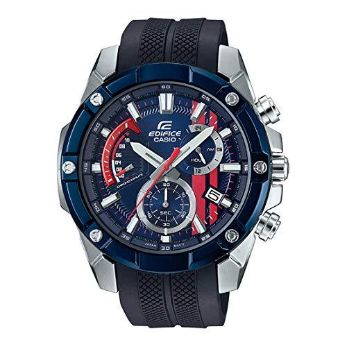 Casio Edifice Chronograph Blue Dial Men's Watch - EFR-559TRP-2ADR(EX425)