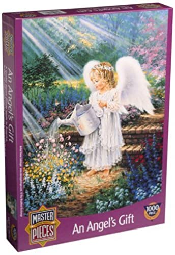 Angel's Gift 1000 Piece Puzzle by Masterpieces Puzzles